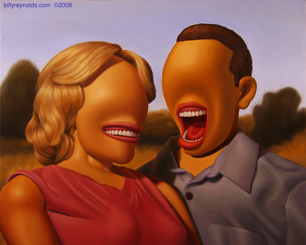Couple Faceless