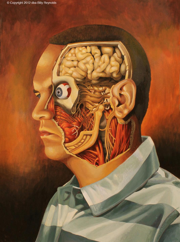 Face Cutaway