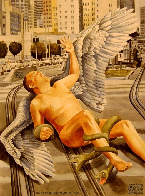Fallen Angel copy