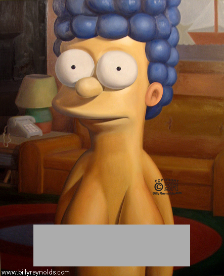 Marge-Painting copy 2