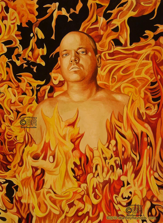 Portrait Flames copy